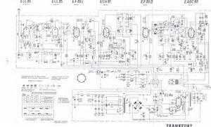 thesamba 1959 59 blaupunkt frankfurt radio schematic series g