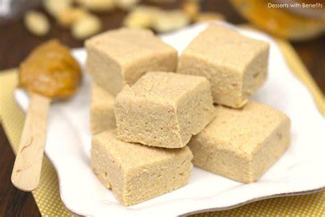 healthy peanut butter fudge recipe healthy peanut