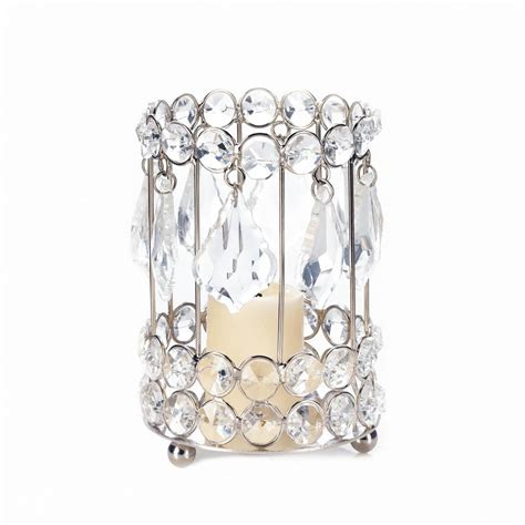 crystal home decor wholesale large crystal drop candle holder wholesale at koehler home