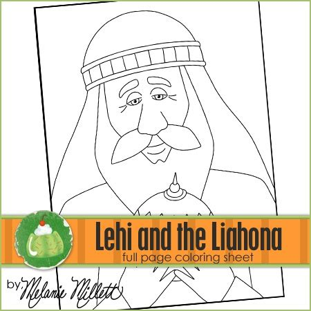lds coloring pages lehi pin by jennifer schaugaard on coloring pages free