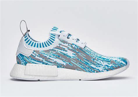 adidas nmd  primeknit datamosh pack sneaker bar detroit