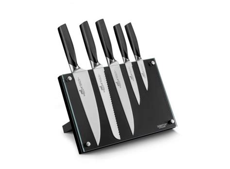 sabatier kitchen knives sabatier international denver knife block 5 knives