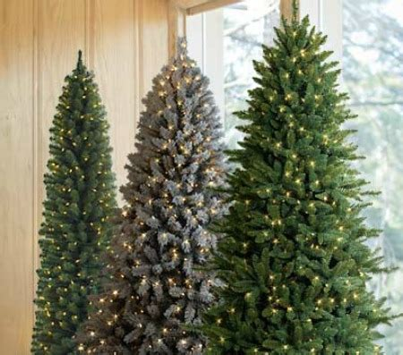 beautiful artificial christmas trees with lights tree