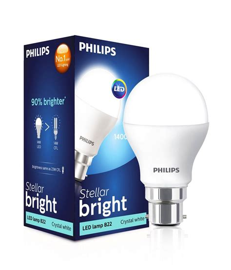 Lu Sorot Led 200 Watt Philips philips white 12 5 watt led bulb buy philips white 12 5