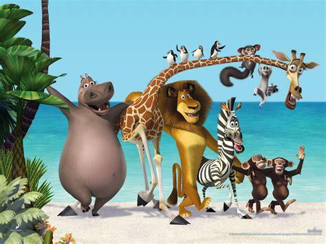 imagenes de jirafas de madagascar imprimibles de madagascar 4 ideas y material gratis
