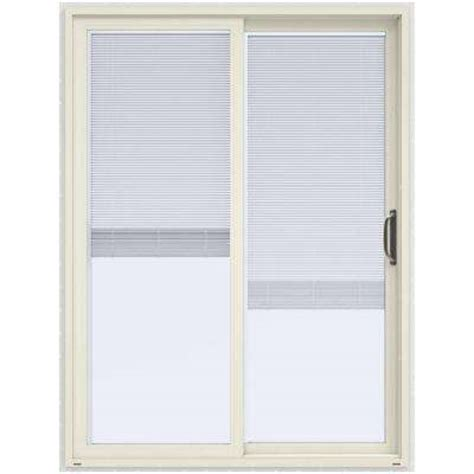 Home Depot Door Blinds by Jeld Wen Patio Doors Exterior Doors The Home Depot