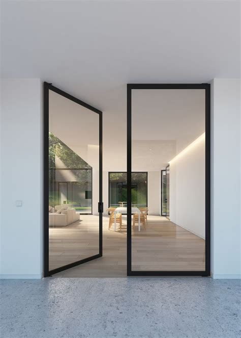 glass outside doors best 25 glass doors ideas on glass door