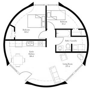 Floor Plans For Round Homes Io 30 Monolithic Dome Institute
