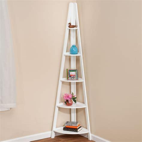 5 tier corner shelf corner shelf large corner shelf