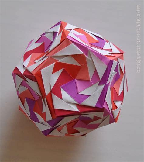 origami globe 329 best origami globes wheels geometric images on