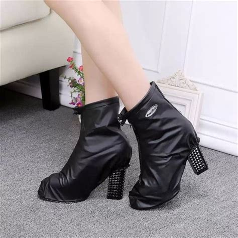 high heel shoe cover promotion shop for promotional high
