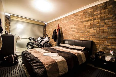 garage to bedroom conversion converted garage bedroom interior ideas pinterest
