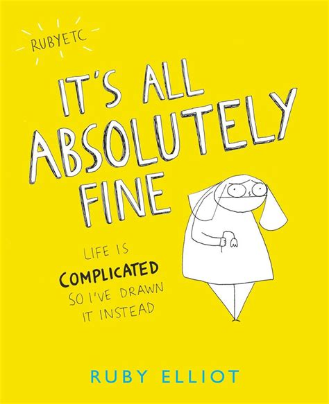 its all absolutely fine interview ruby elliot tells us it s all absolutely fine how to love comics