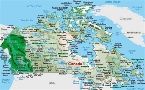 map of canada images ultima thule baker lake chesterfield inlet rankin inlet