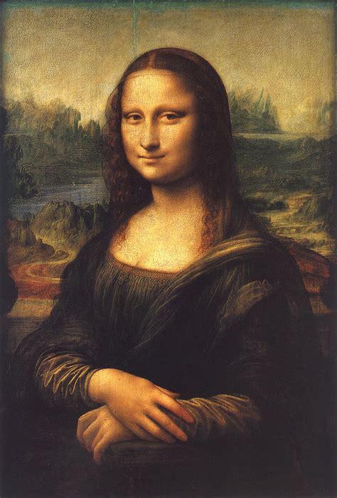 Leonardo da vinci paintings mona lisa paintings art picture