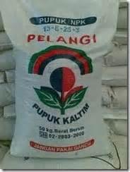 Pupuk Npk Yang Bagus pertanian benarkah npk pelangi lebih bagus dibanding npk