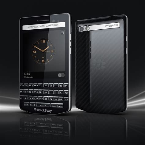 Blackberry Porsche Design by Official Unboxing The Porsche Design P9983 Smartphone