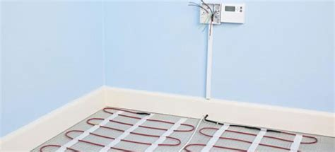Electric underfloor heating   Which?