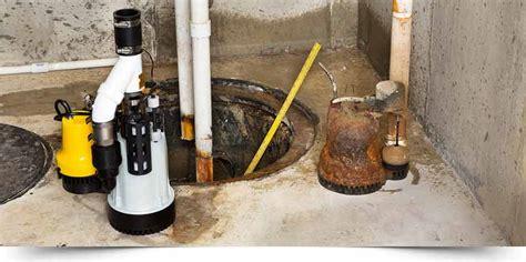 Sump Repair Rogers Sump Repair Replacement Installation