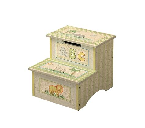 Teamson Step Stool by Dreamfurniture Teamson Crackle Step Stool With