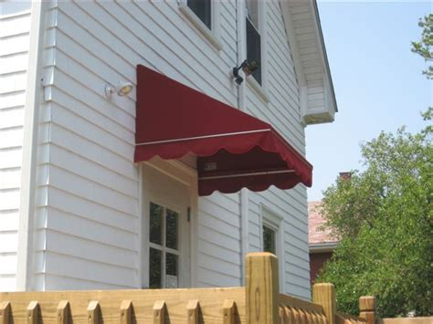 residential door awnings window door awnings gallery l f pease company