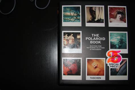 libro the polaroid book the polaroid book taschen blog de jos 233 rico dise 241 o web dise 241 o gr 225 fico onil alicante
