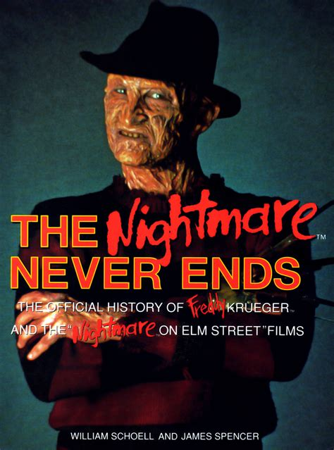 nightmare books other books nightmare on elm companion ultimate