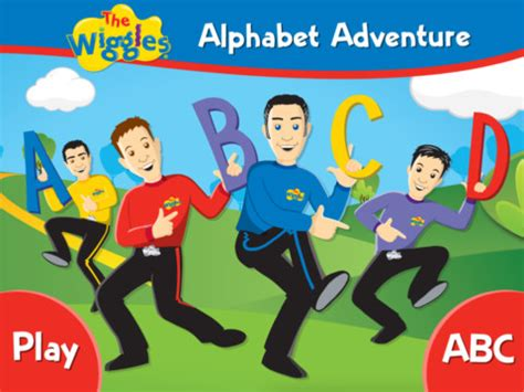 the wiggles launch new alphabet app – capsule computers