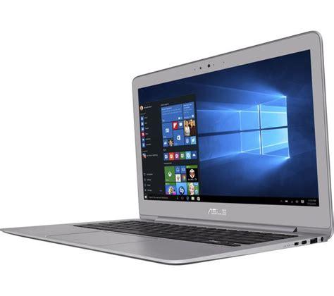 Laptop Asus Ux330 asus zenbook ux330 13 3 quot laptop grey deals pc world