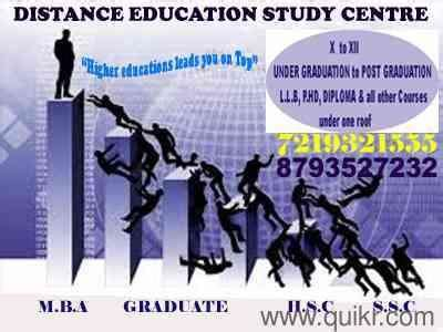 Mba Distance Education In Baroda by Worried About Career Promotion One Solution Distance