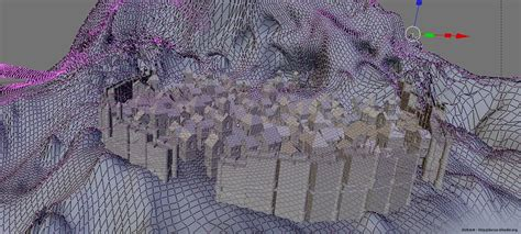 3d Wall Panel sintel the durian open movie project 187 blog archive 187 wip