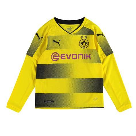 Sweater Borrusia Dortmund 01 6hjl borussia dortmund 2017 2018 sleeve home shirt