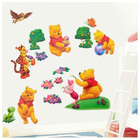 large winnie the pooh wall stickers winnie the pooh wall stickers wall ideas