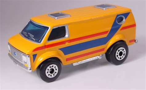 matchbox chevy van matchbox premiere series 11 through 15