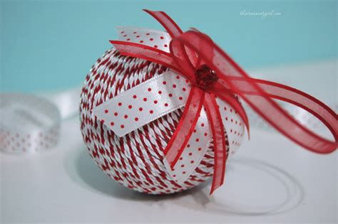 Handmade Balls - handmade braided trim ornament diy the