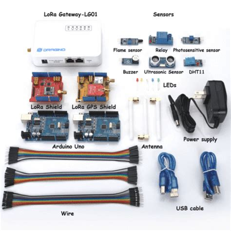 lora and gps shield for arduino long range transceiver