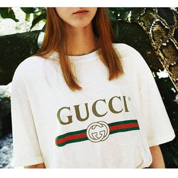 Gucci Top gucci fashion print sleeve from summer11 things i