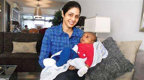 sridevi full name fan recalls the time sridevi named his son