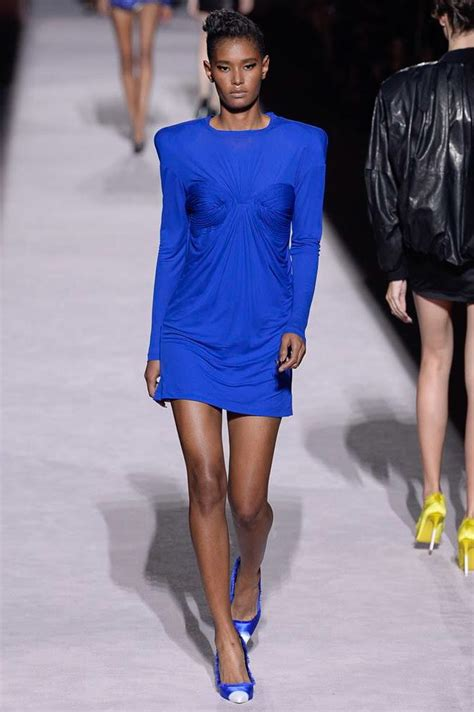 Its Officially New York Fashion Week by Nyfwss18 Tom Ford Kicks New York Fashion Week With A