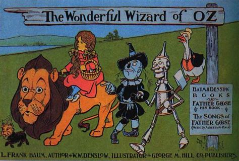 And The Wonderful L Summary by File Poster 2 Advertising The Wonderful Wizard Of Oz By L