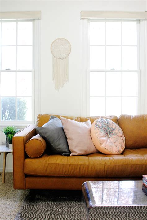 article sven sofa review home tour living room article sven sofa review see