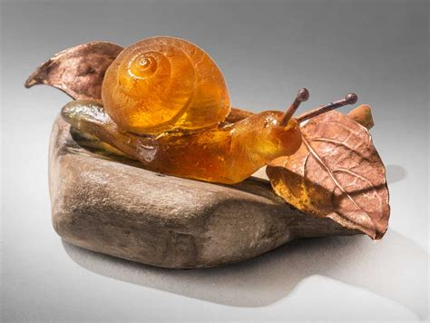 orange snail myths of nature