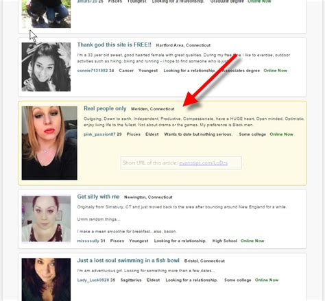 Search Profiles What Does Highlight Yourself On Plenty Of Fish Tips