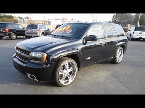 2007 chevrolet trailblazer ss start up, engine, and in