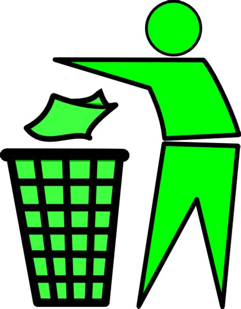 clipart rifiuti garbage clip at clker vector clip
