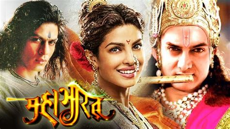download film mahabarata movie rs 1000 cr mahabharata bollywood dream cast shahrukh