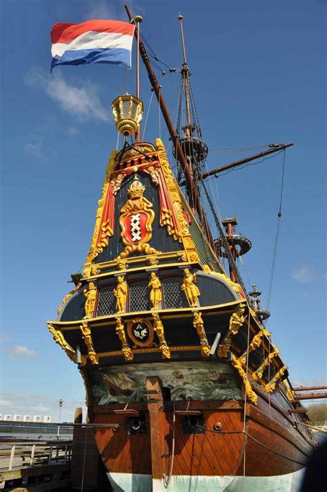 voc schip bezoeken lelystad flevoland spiegel van voc schip quot batavia quot