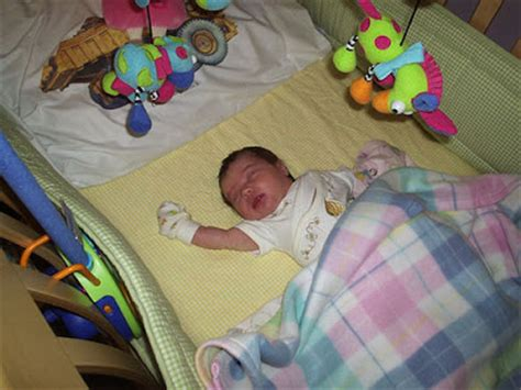 Can A Newborn Baby Sleep In A Crib by Baby Crib Bedding Be Careful With Crib Sids Risk