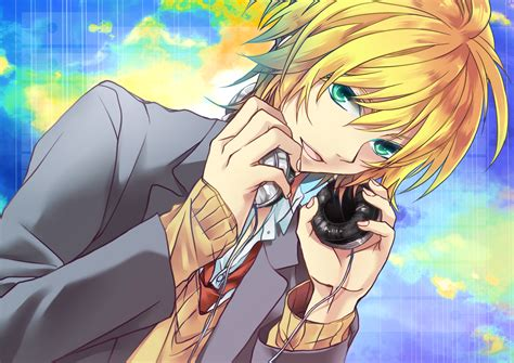 coole len len kagamine images len hd wallpaper and background photos