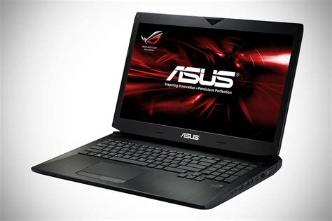 Laptop Asus For Gaming asus republic of gamers g750 gaming laptop mikeshouts